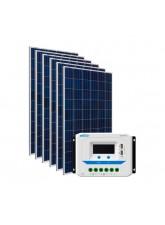 Kit Energia Solar Fotovoltaica 900Wp - até 2923Wh/dia