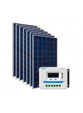 Kit Energia Solar Fotovoltaica 1085Wp - até 3410Wh/dia