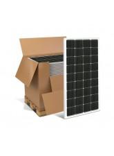 Kit com 10 Painéis Solares Fotovoltaicos 210W - Resun RS7E-210M