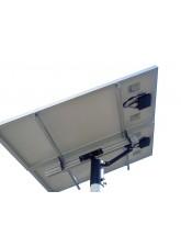 Suporte para Paineis Fotovoltaicos - 2 Painéis de até 150Wp