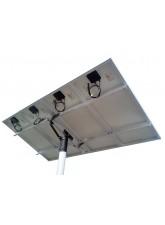 Suporte para Paineis Fotovoltaicos - 4 Painéis de até 150Wp ou 2 de 270Wp