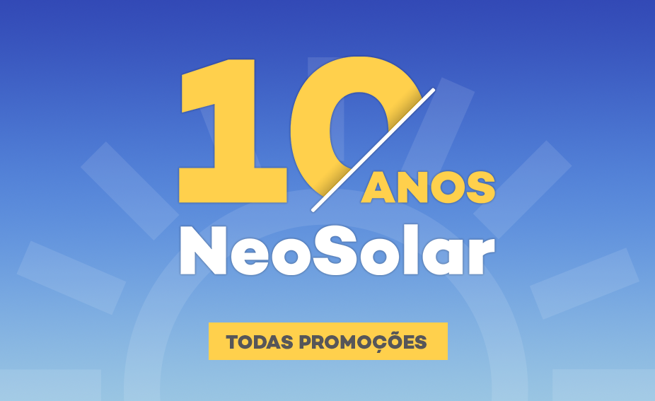 Logo Aniversario NeoSolar