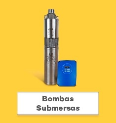 Bomba Solar Submersa