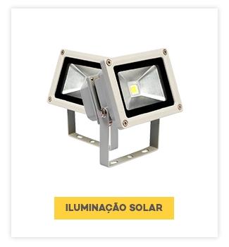 Iluminação Solar - Descontinuado