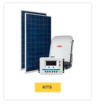 Kit de Energia Solar - Descontinuado