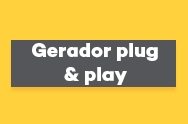 Kit de Energia Solar Off Grid - Gerador Plug & Play