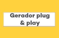 Kit de Energia Solar Off Grid - Gerador Plug & Play