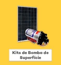 Kit Bomba Solar de Superfície