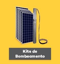 Kit de Bombeamento Solar
