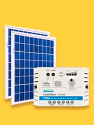 Kit de Energia Solar Off Grid