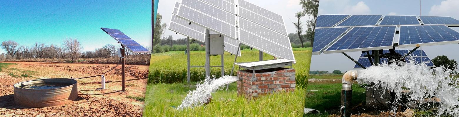 Bomba Solar - Bomba de Água Solar - Bombeamento Solar