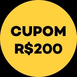 Cupom R$200 NeoSolar