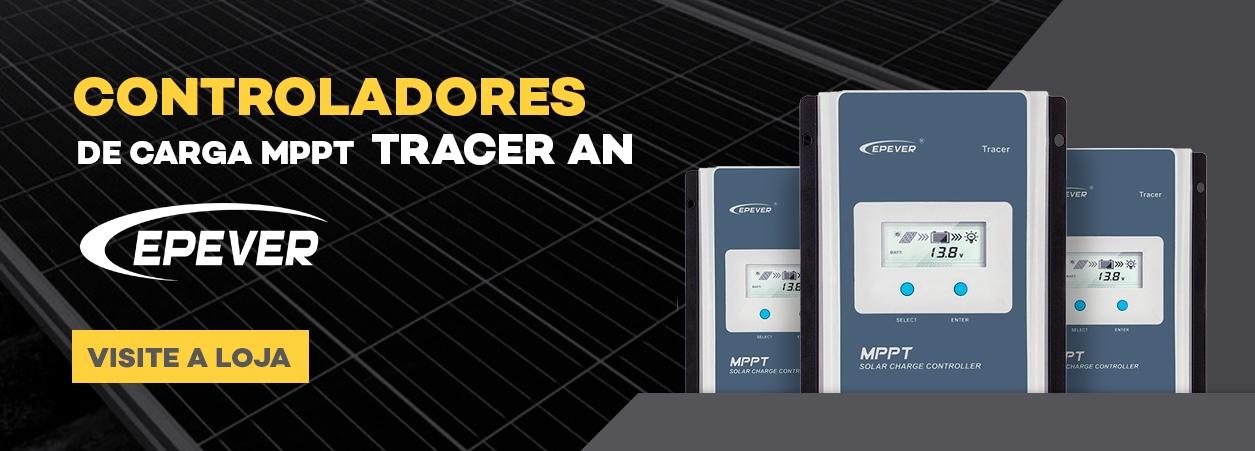 Controlador Solar - Controlador de Carga - Controlador de Carga Tracer AN