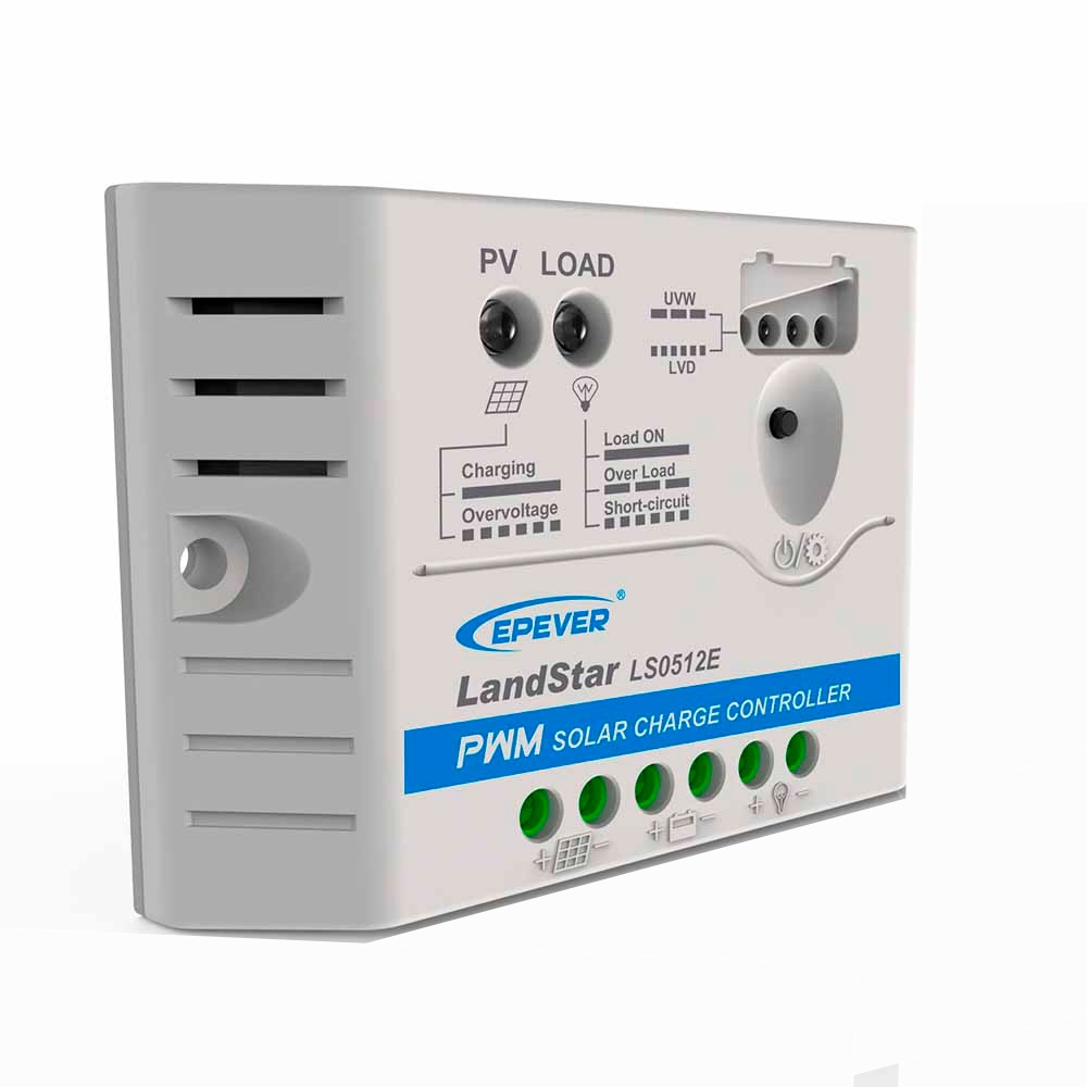 Controlador de Carga PWM Landstar Série E
