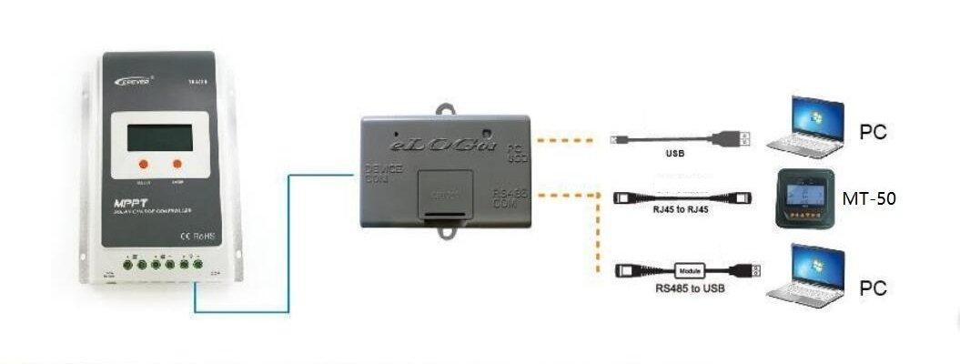 Data Logger Epever eLog-01