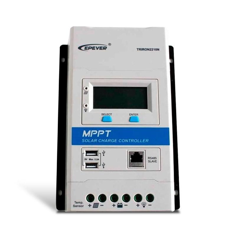Controlador de Carga MPPT Triron - Epever