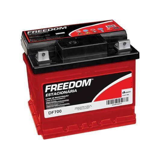 Bateria Estacionária Heliar Freedom DF700 (50Ah / 45Ah)