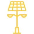 Iluminação Solar Pública