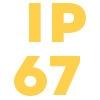 Grau de Proteção IP 67