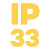 Índice de Proteção - IP 33