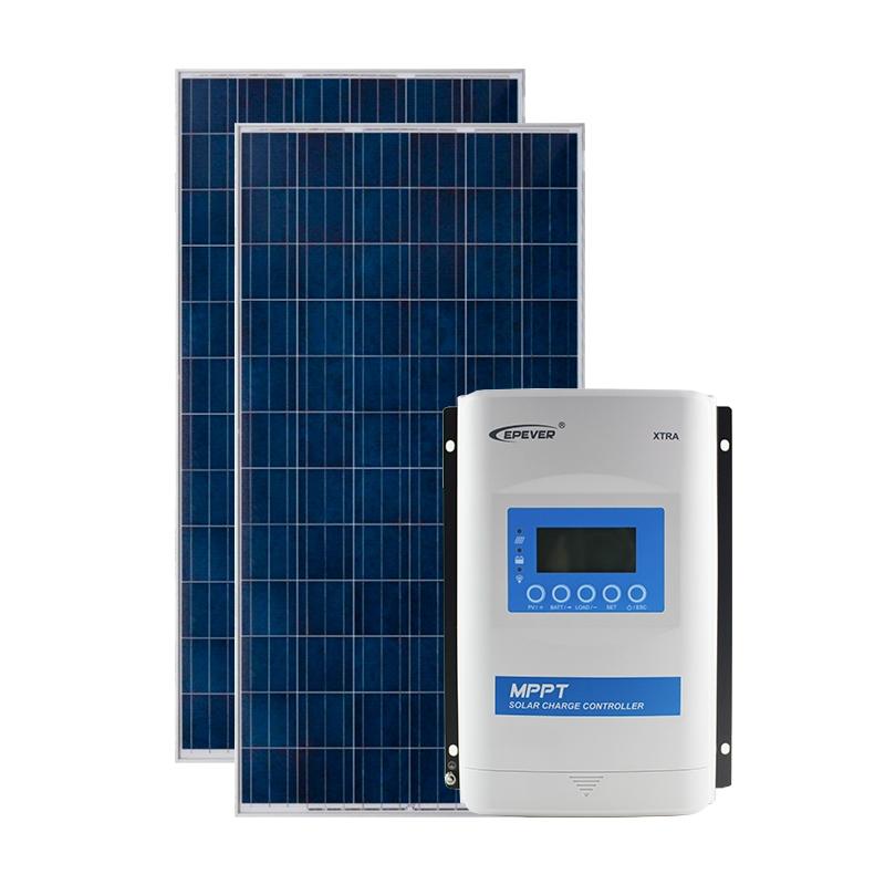 Kit Solar Fotovoltaico 560Wp