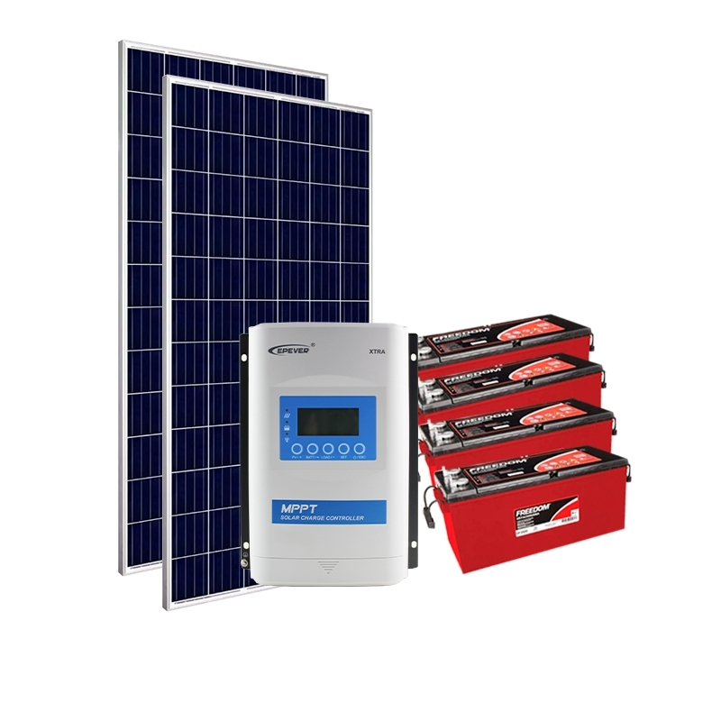 Kit Gerador Off-Grid 660Wp