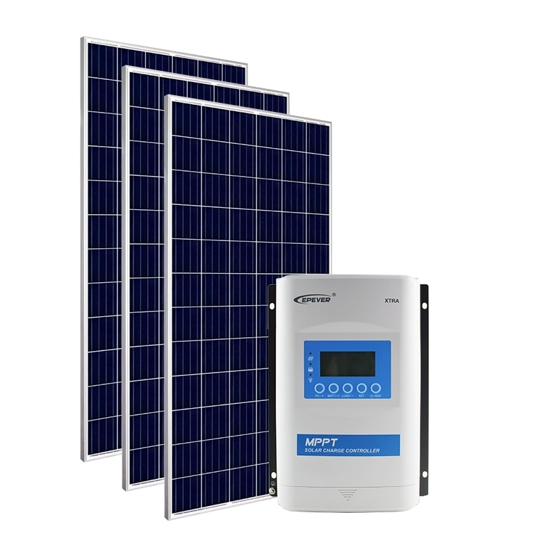 Kit de Energia Solar Off Grid de 855Wp