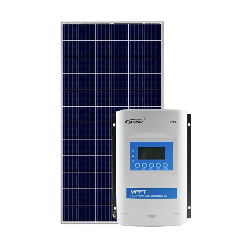 Kit de Energia Solar Off Grid de 335Wp