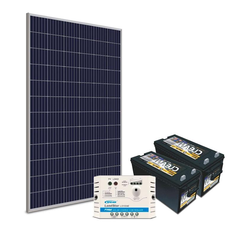 Kit Gerador Off-Grid 330Wp