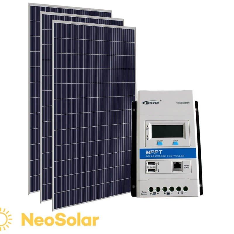 kit energia solar 960Wp