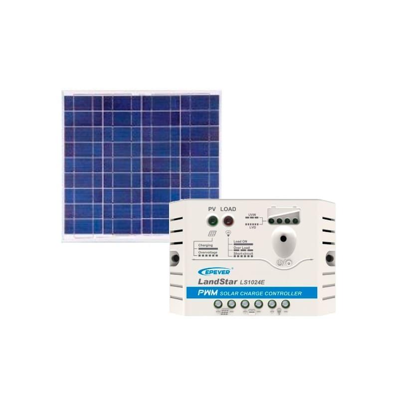 Kit Energia Solar 60Wp