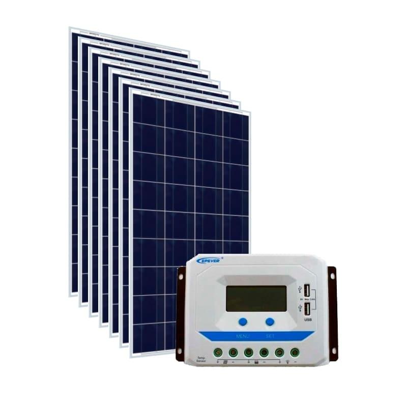 Kit Energia Solar 1085Wp