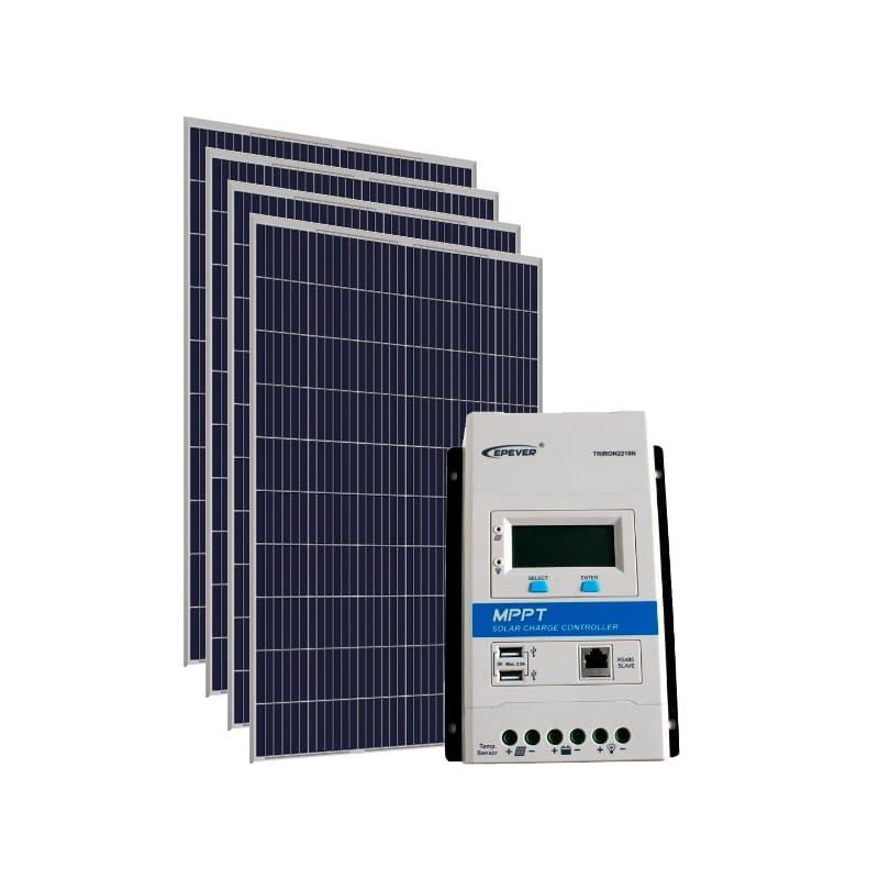Kit Energia Solar 1100Wp