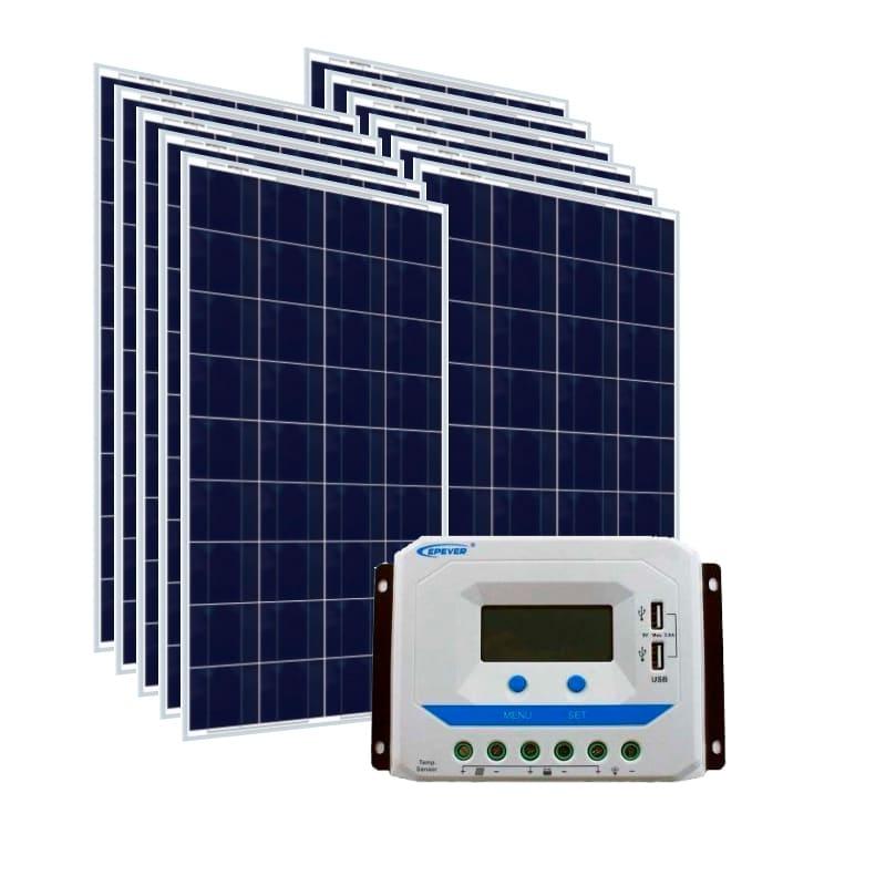 Kit Energia Solar 1550Wp