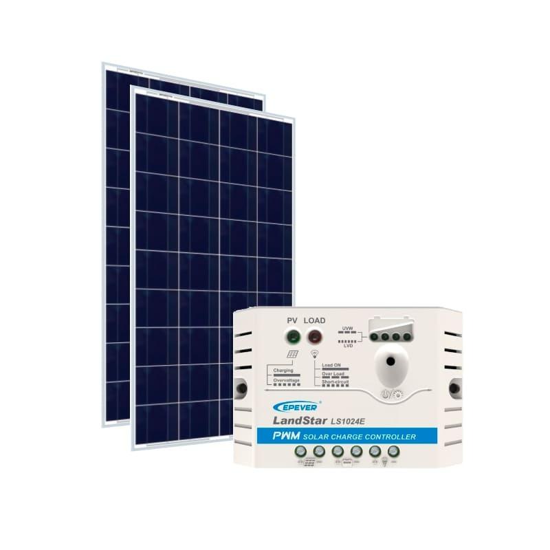Kit Energia Solar 310Wp