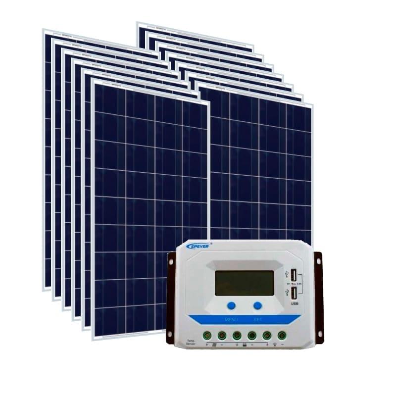 Kit Energia Solar 1860Wp