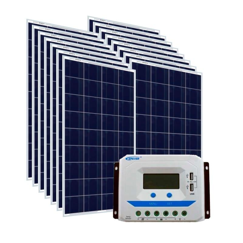Kit Energia Solar 2170Wp