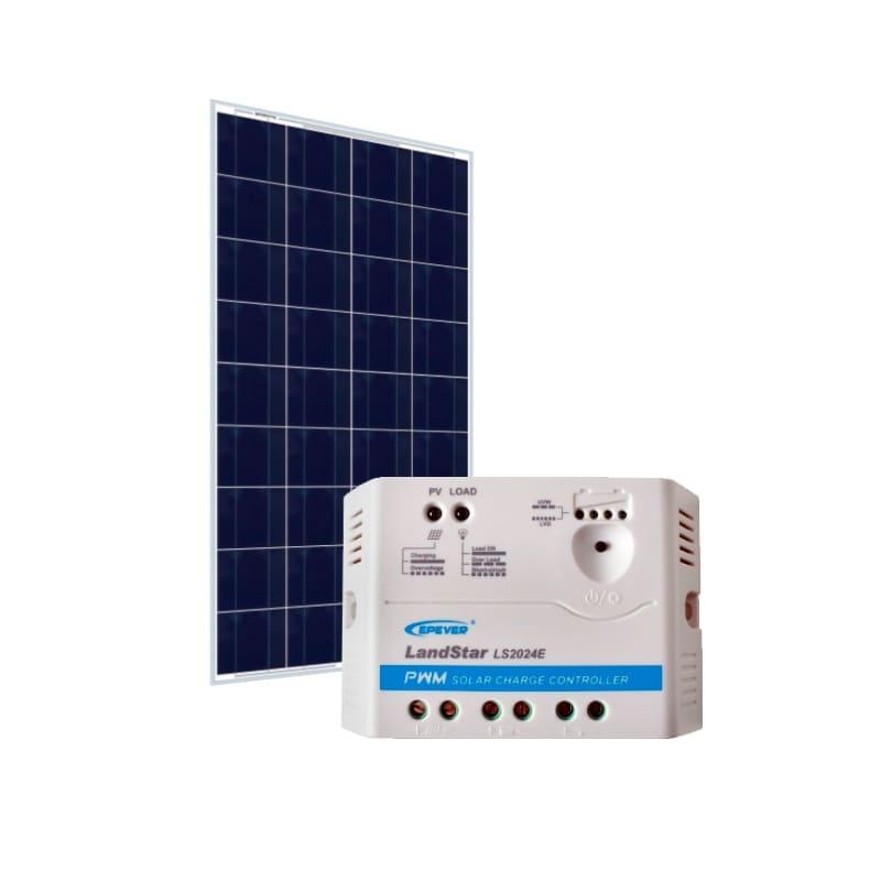 Kit Energia Solar 155Wp
