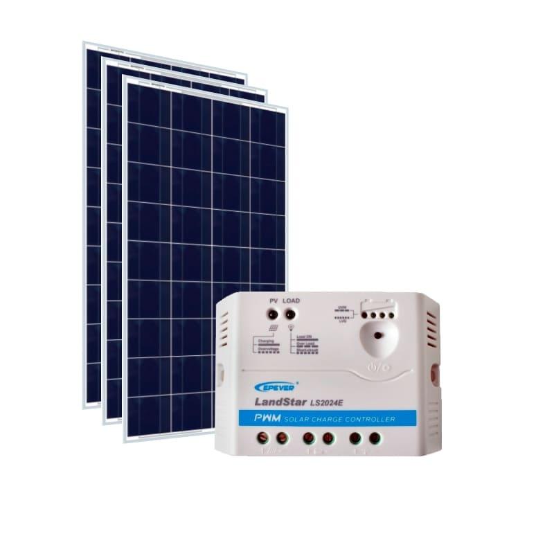Kit Energia Solar 465Wp