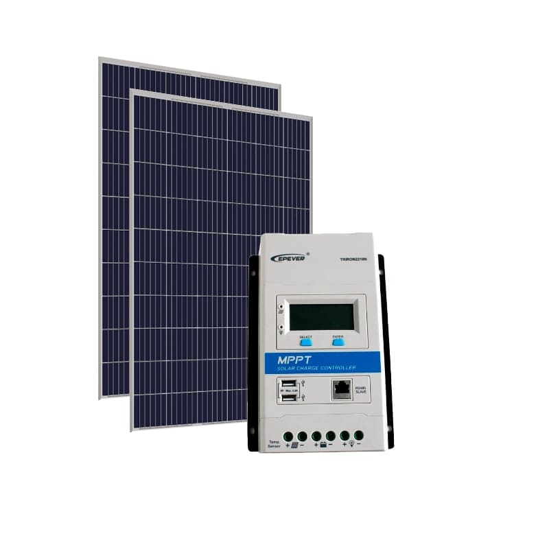 Kit Solar Fotovoltaico 560Wp