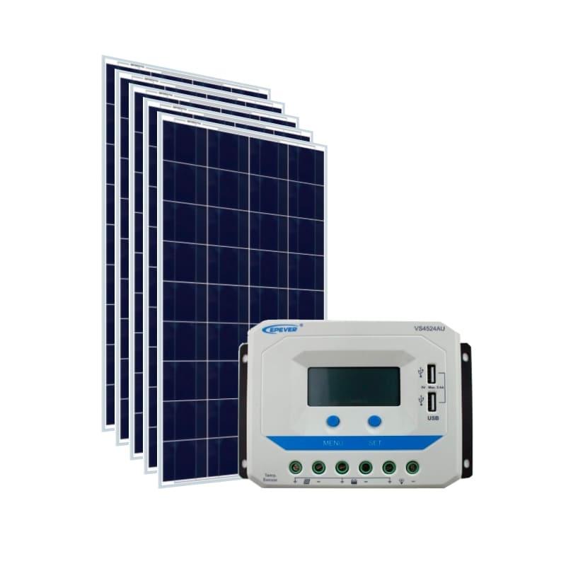 Kit Energia Solar 775Wp