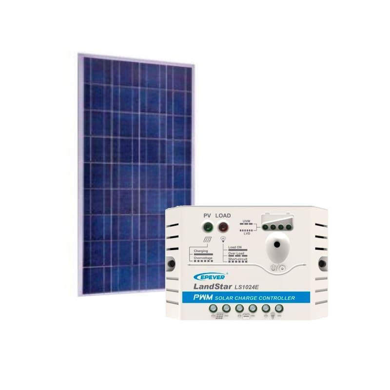 Kit Energia Solar 900Wp