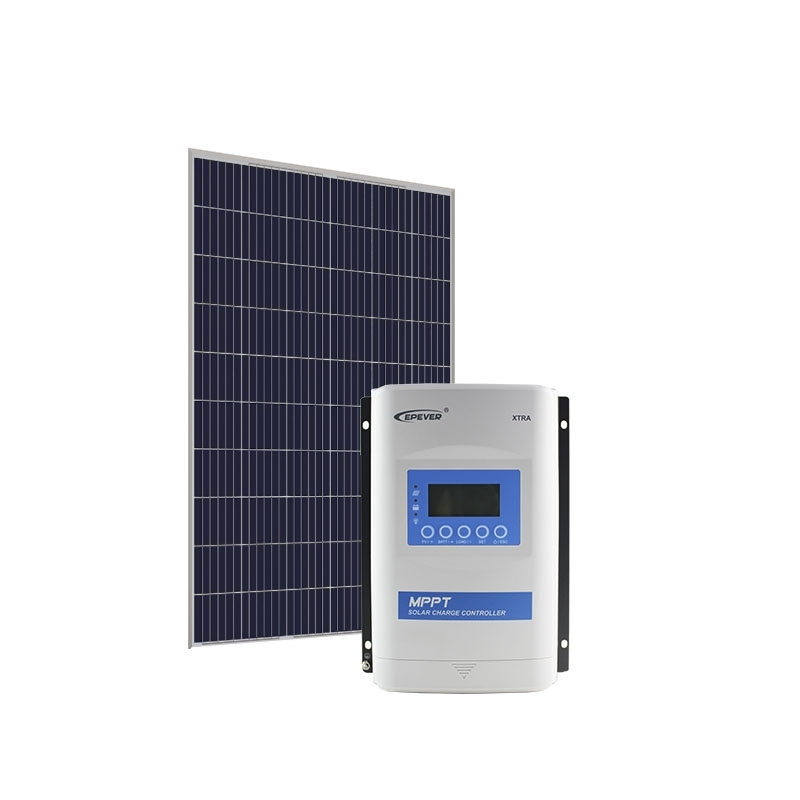 Kit de Energia Solar Off Grid de 280Wp