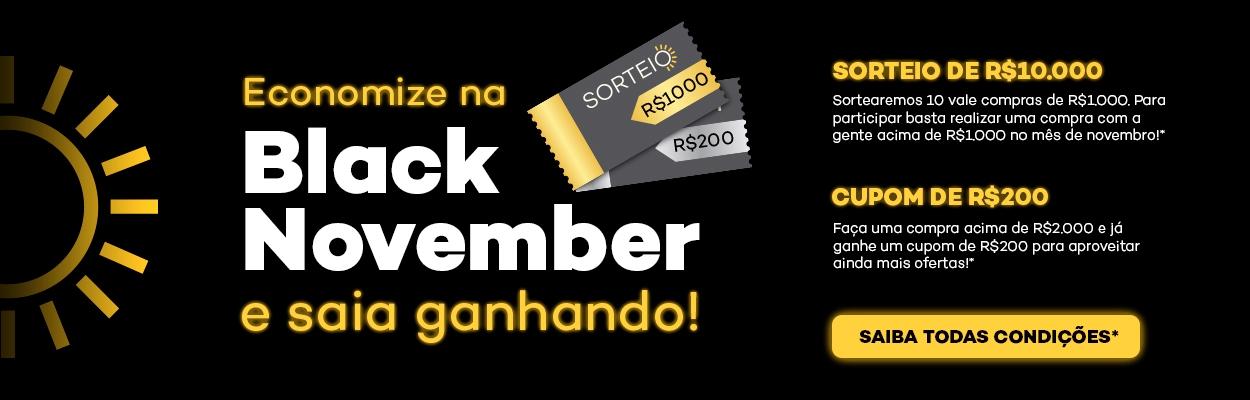 Black November NeoSolar - Descontão em Produtos