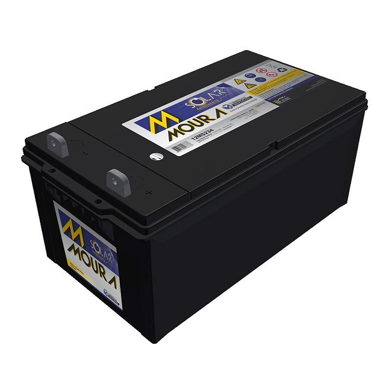 Bateria Estacionária Moura Solar