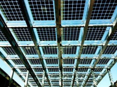 Painel Solar Fotovoltaico Energia Solar Flexível BIPV