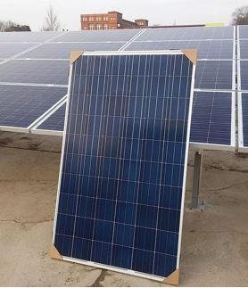 Instalação Placa Solar Sistema Energia Solar Fotovoltaica