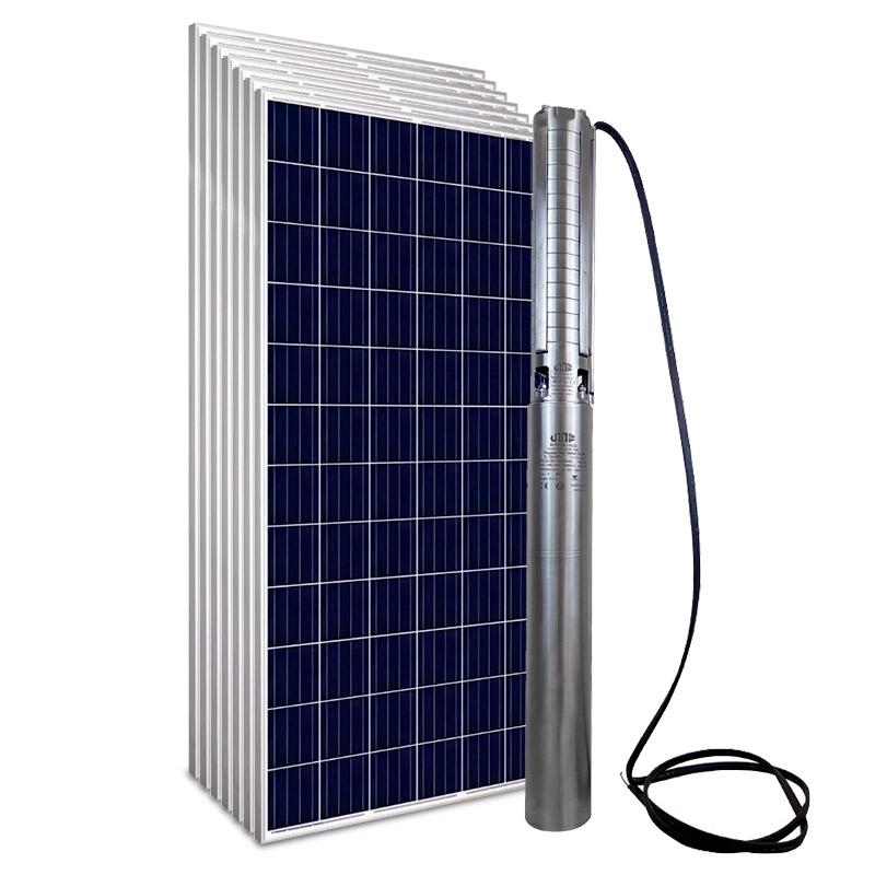Kit Bomba Solar PRO Samking 2HP 4 4SP2-13 CC/CA MAXX - até 130m ou 28.800 L/dia
