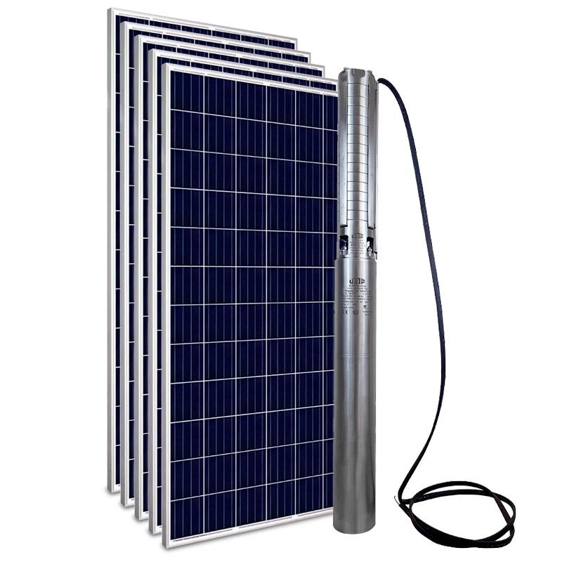 Kit Bomba Solar PRO Samking 2HP 4 4SP2-13 CC/CA STD - até 130m ou 25.200 L/dia