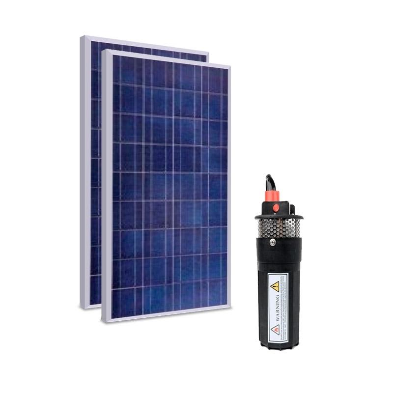 Kit Bomba Solar 24V Singflo YM2440-30 - até 70m ou 2.160 L/dia